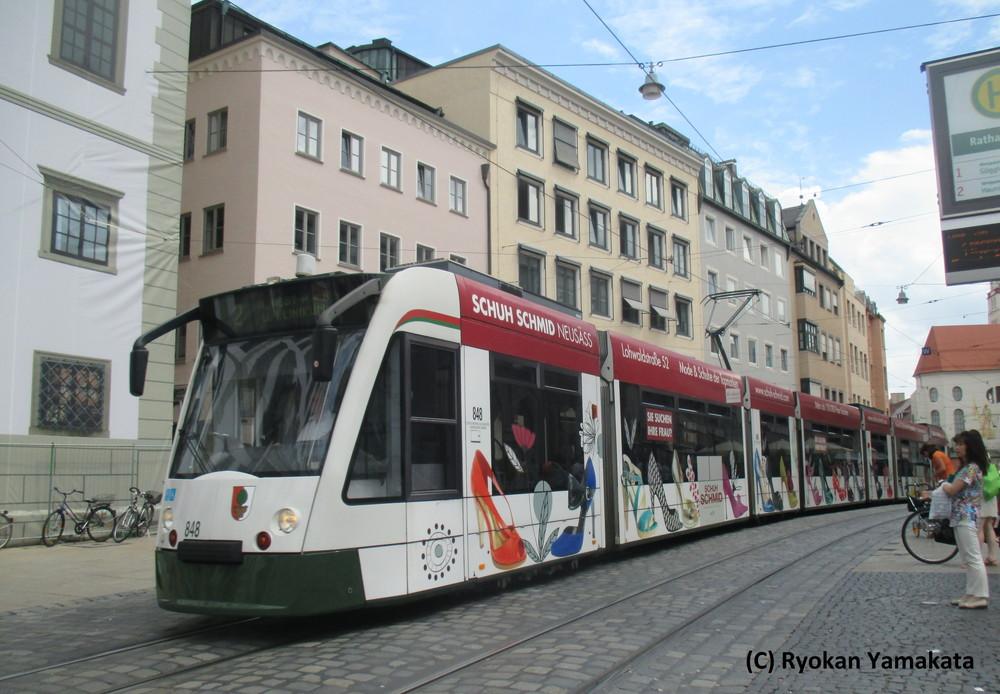 Augsburg Bus